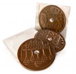 Chocolate Christmas CDs