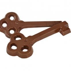 Large chocolate key