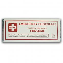 Emergency Chocolate Bar