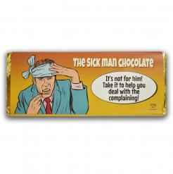Sick Man Chocolate Bar