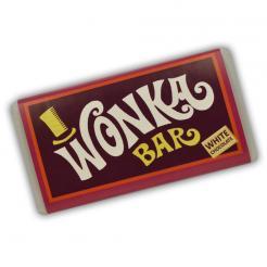 White Chocolate Wonka Bar